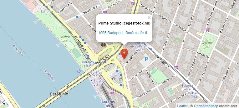 Prime Studio - cegesfotok.hu Budapest Boráros tér céges portré fotózás és headshot